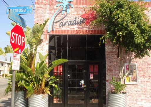 Paradisepianobar