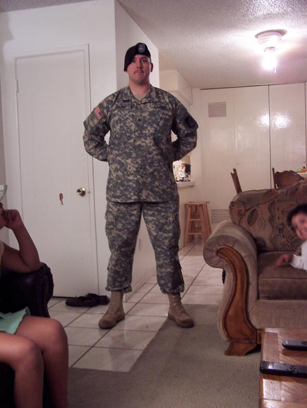 militaryBear